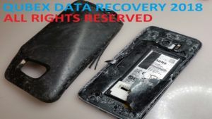 Phone data recovery damaged phones and tablet devices