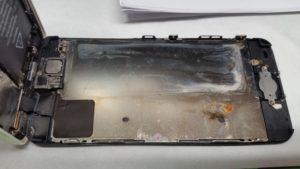 water damaged iphone 7
