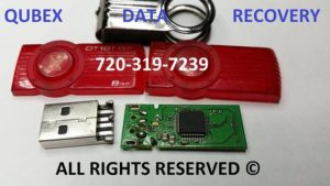 Broken Kingston DT101GP 8GB USB Flash drive