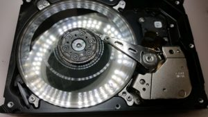 Seagate HDD data recovery
